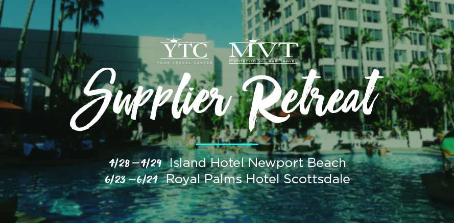 2017 Supplier Retreats